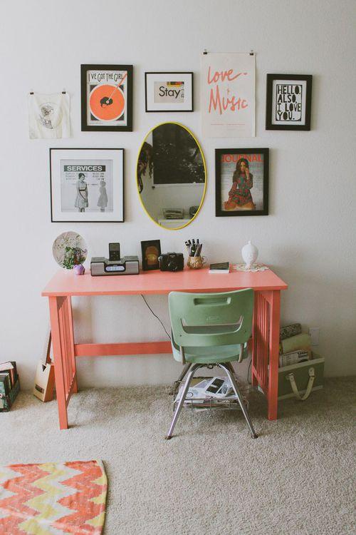 18 bonitas ideas para hacer m s femenina tu habitaci n - Crea tu habitacion ...