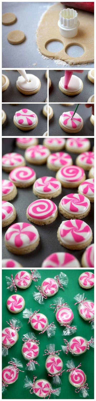 galletas pequeñas
