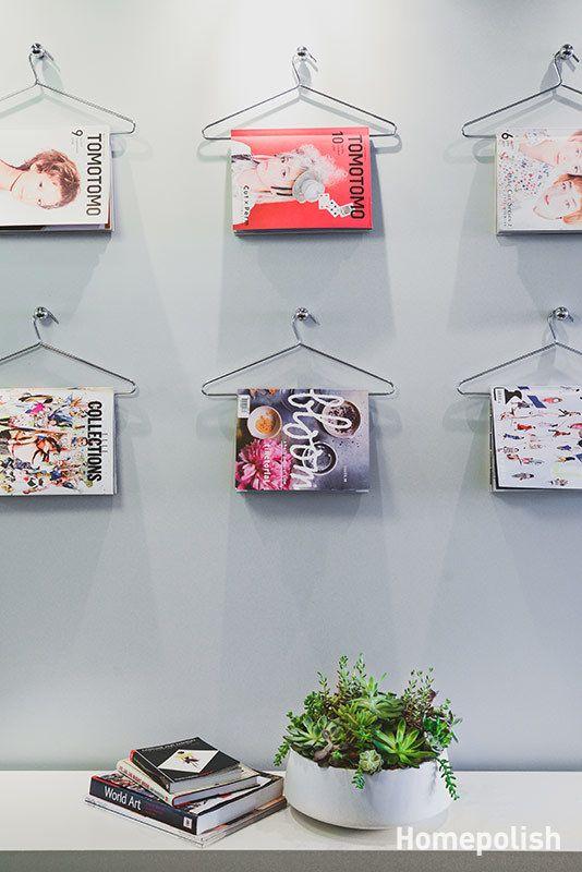 Hermosas ideas para decorar tu habitaci n usando tus for Ganchos para repisas