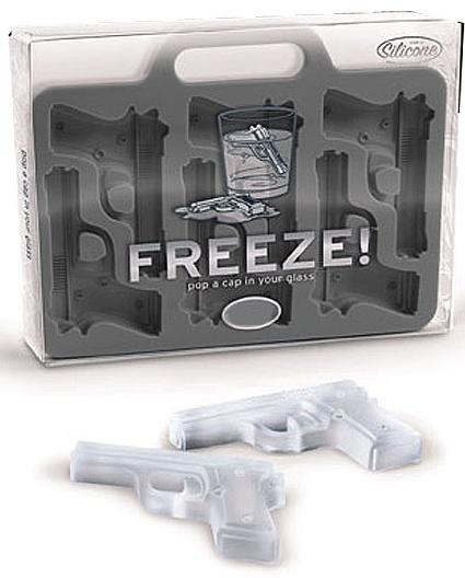 hielos pistola