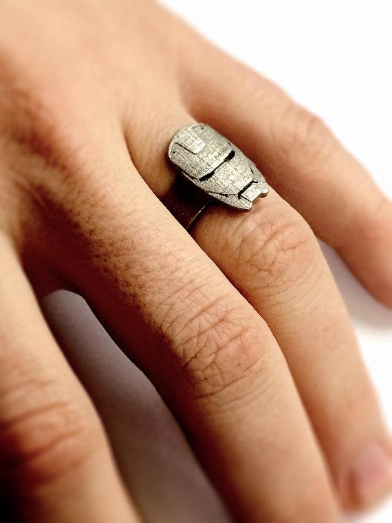 ironman ring