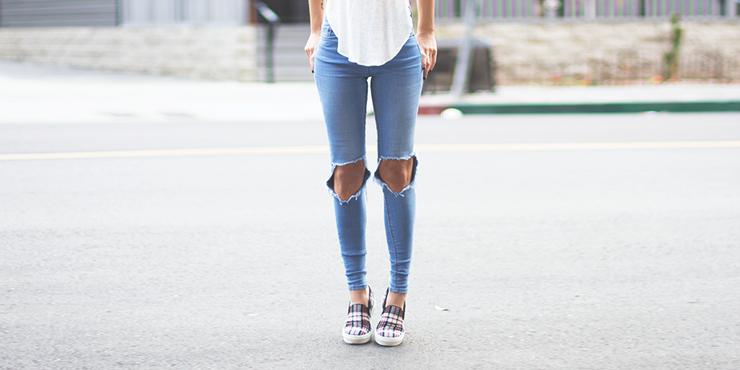 15 Rotos Combinar Super Para Jeans Tus Ideas Fashion rZzUqxr