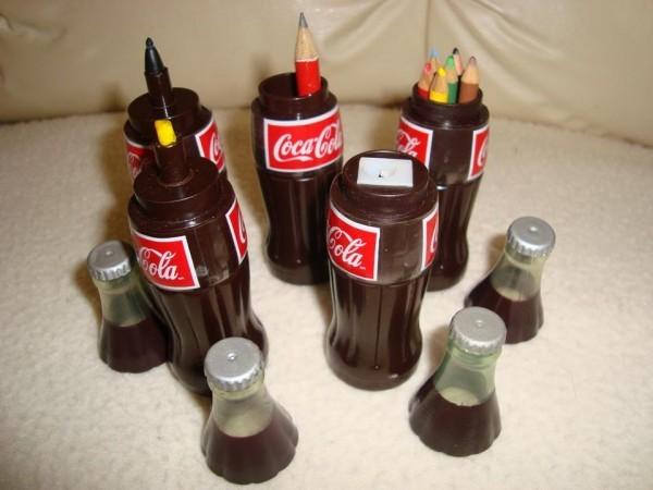 lapiceros coca cola