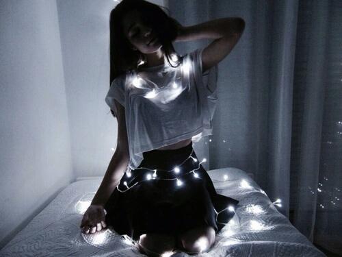 luces navidenas