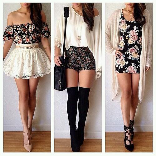maravillosos outfits