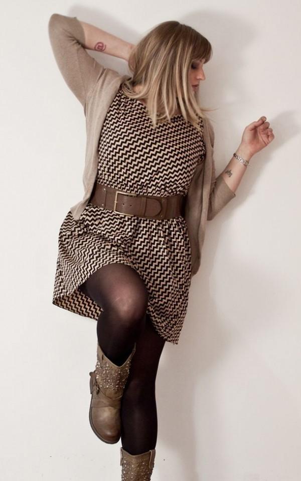 medias vestidos