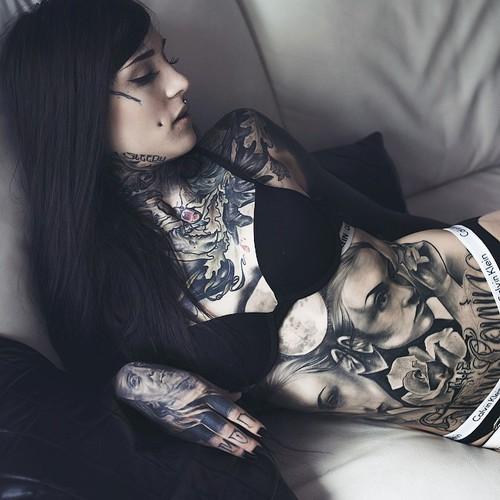 monami tatuajes