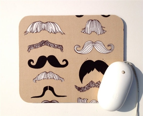 mousepad hipster