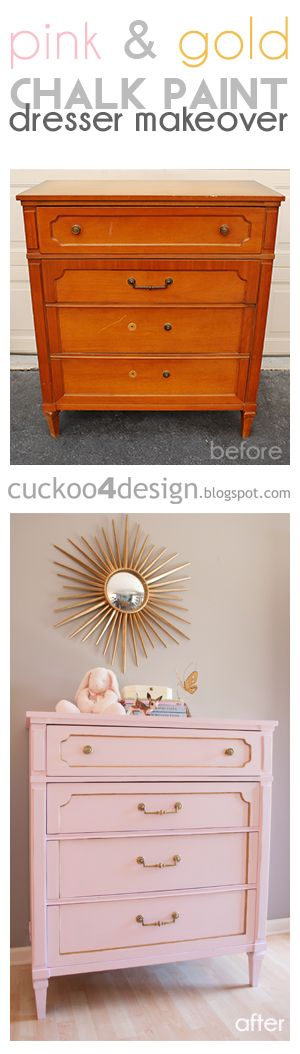 mueble rosa