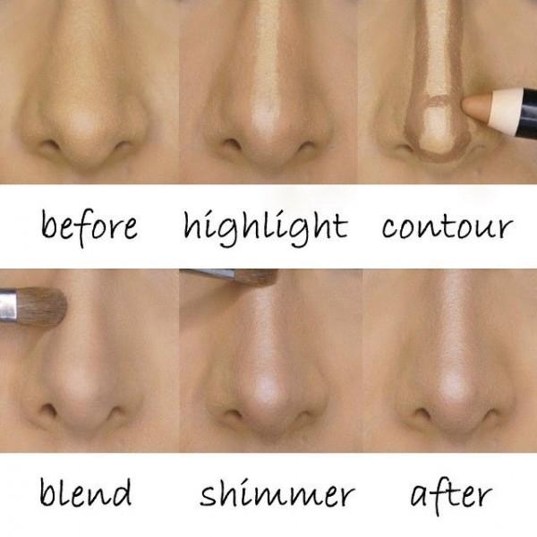 nariz-maquillaj