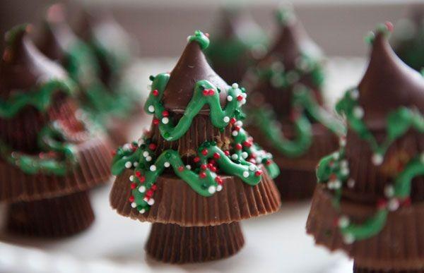 navidad chocolate