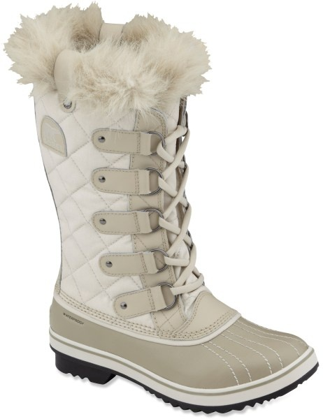 nieve zapatos