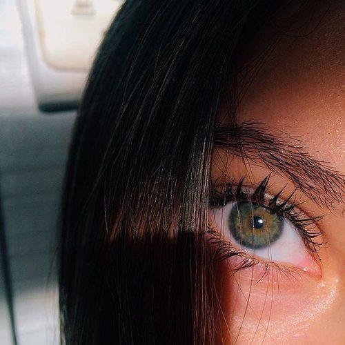 ojo selfie