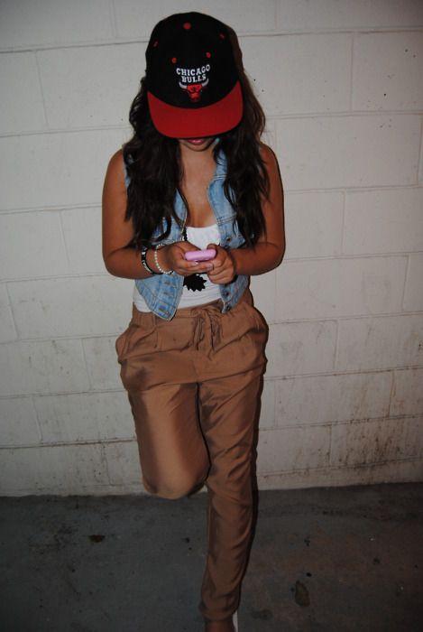 outfit hip hop
