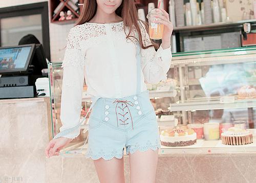 outfits koreanos