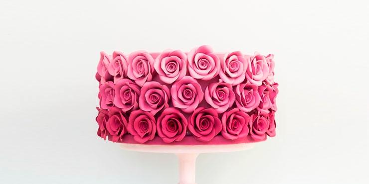 Pasteles Llenos De Flores Que Mereces Tener En Tus Xv Anos