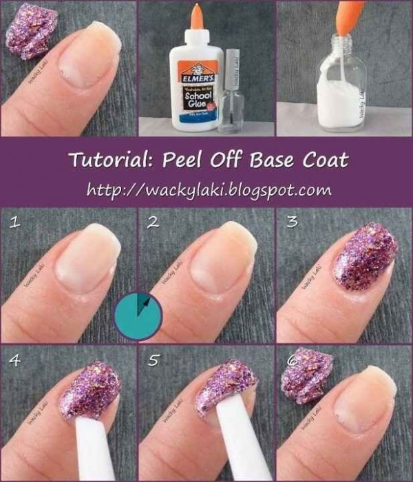 10 Formas que no conocías de despintarte las uñas