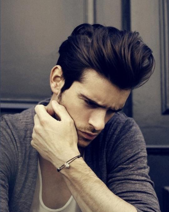 17 peinados que debes obligar a tu novio hacerse en el 2016 - Peinados d hombre ...