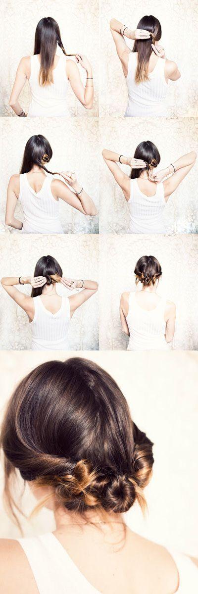peinados año nuevo