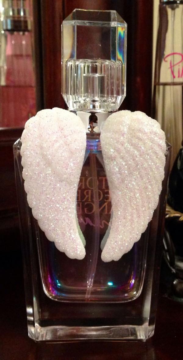 perfume con alas