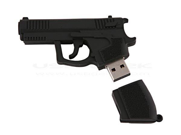 pistola usb