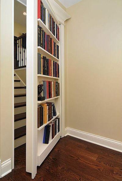 puerta libros