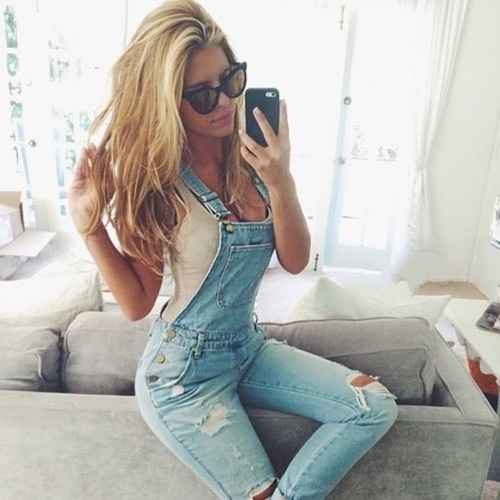 ripped overall