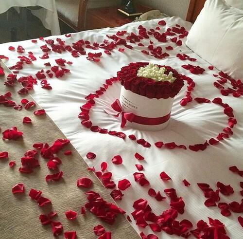 rosesbed