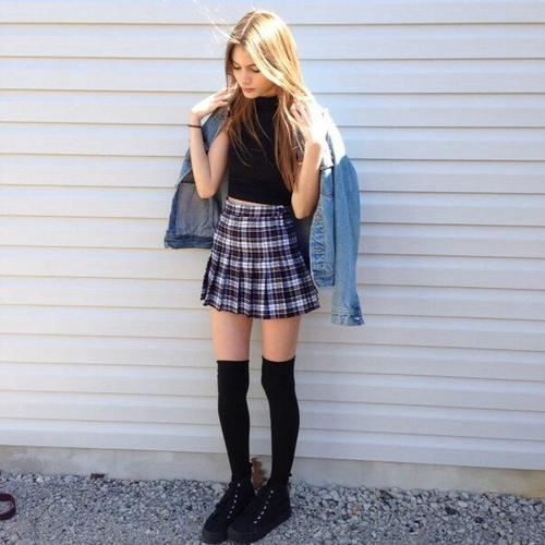 schoolgirl outfit