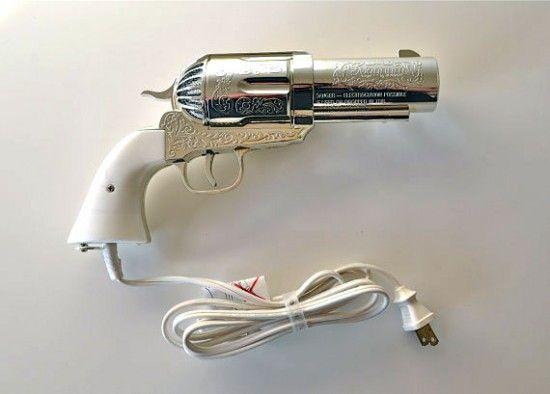secadora pistola