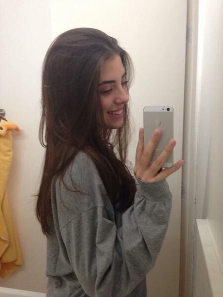 selfies sonriendo