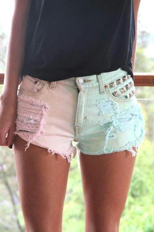 shorts destenidos