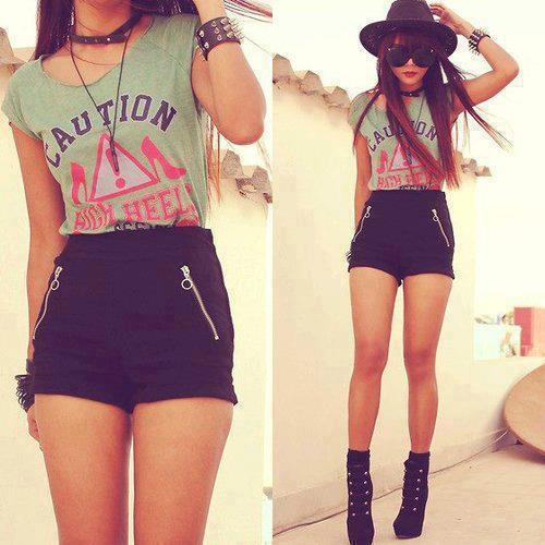 shorts hermosos