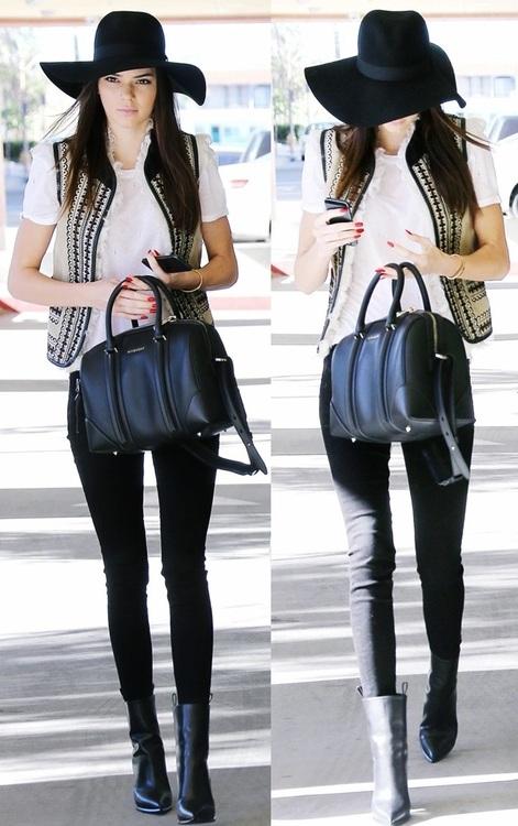 14 Outfits Que Le Pedir A Prestados A Kendall Jenner Si
