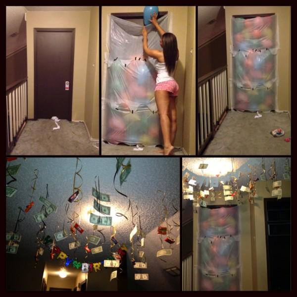 Ideas para decorar el cuarto de tu novio y darle una sorpresa for Sorpresas para aniversario