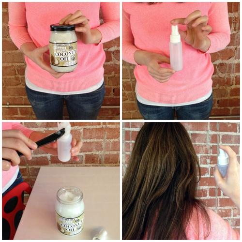 spray coconut