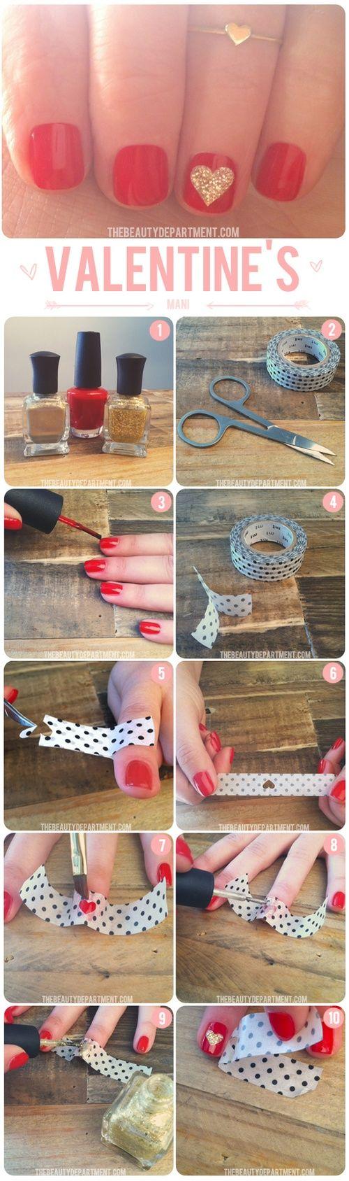 stencils-nails
