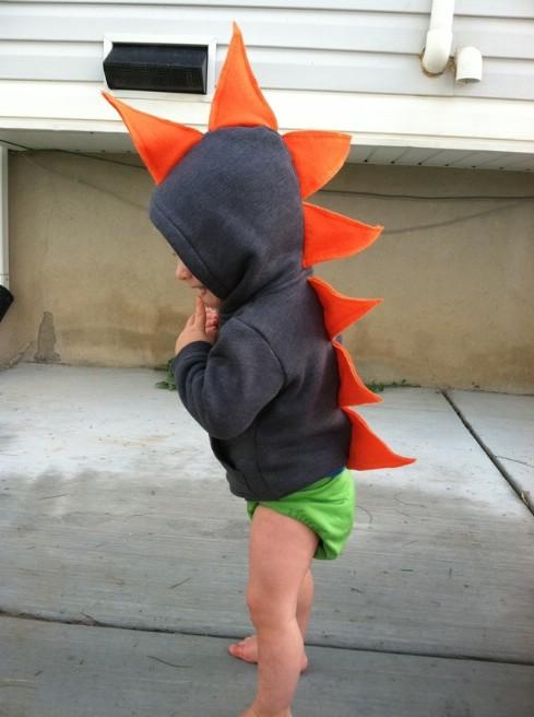 sudadera dinosaurio