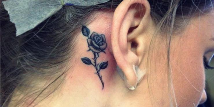 Tatuajes Para El Cuello 30 tatuajes femeninos para tu cuello