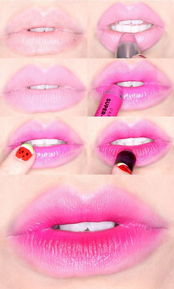 trampa labios