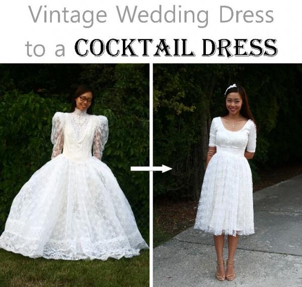 ideas para reutilizar tu vestido de novia