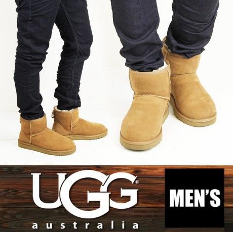 hay botas ugg para hombre