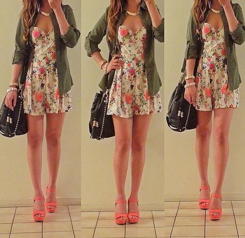 vestido cute