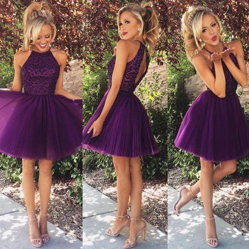 b1edae3f1 14 Vestidos estilo cóctel ideales para chicas jóvenes