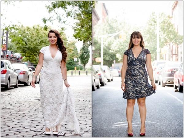 vestido de novia reusable