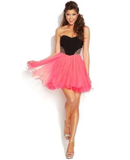 3482eadf2b 14 Vestidos estilo cóctel ideales para chicas jóvenes