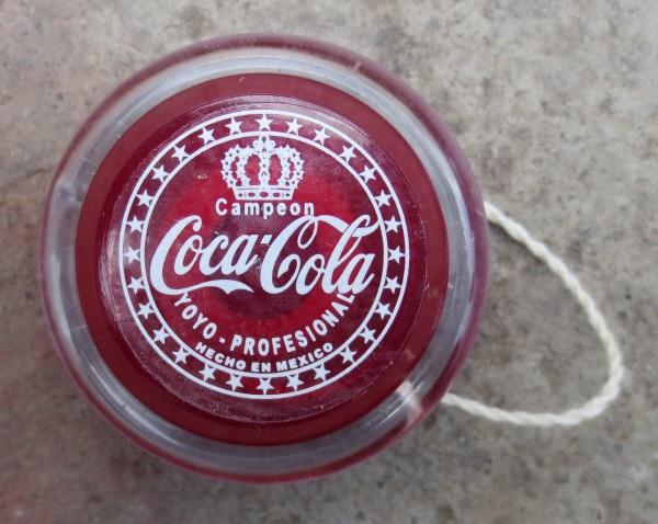 yoyo coca cola