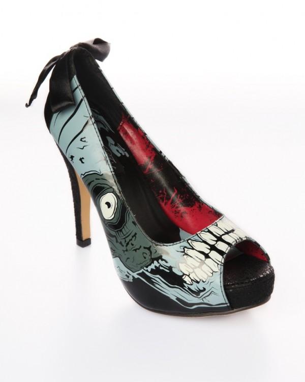 zapatos zombie