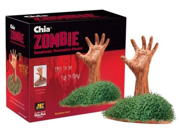 zombie grass