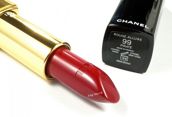 Chanel Rouge Allure Intense Long-Wear Lip Colour in Pirate